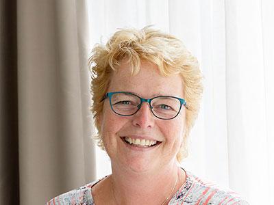 Jenny van Rossum – VIG-er en medewerkster Onderdak
