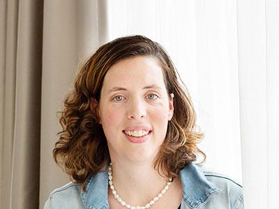 Wendy van Staalduinen – Coördinator Ontmoetingscentrum Onderdak (intern)